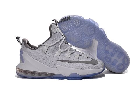 Lebron 13 Low White nike lebron 13 low white silver shoes lj13l05 260 00 and kd shoes kd shoes