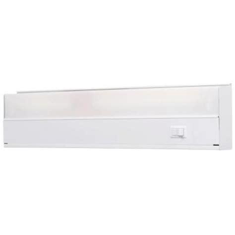 ge fluorescent light fixtures ge white 18 in fluorescent light fixture 10113 the home