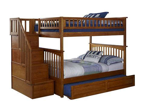 bunk beds stairs best toddler bunk beds with stairs that are cheap and safe 2018