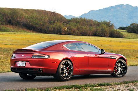 Aston Martin Rapides by 2014 Aston Martin Rapide S W Autoblog