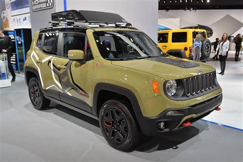 mopar jeep renegade road mopar jeep renegade detroit 2015 photo gallery
