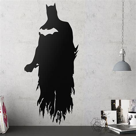 batman wandtattoo wandtattoo batman silhouette webwandtattoo com