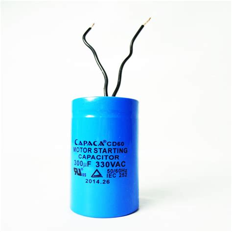 electrical energy capacitor capaca motor starting capacitor 300uf 330vac for duro motor power unit auto lift ebay