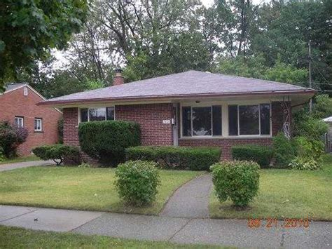houses for sale westland mi 7500 august ave westland michigan 48185 reo home details foreclosure homes free
