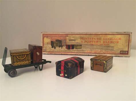 Miniatur Bis Liverpool hornby series meccano ltd liverpool miniature luggage