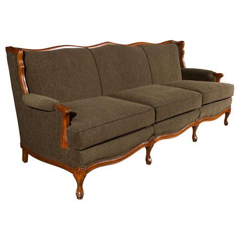 chenille sofa 1940 s chenille sofa