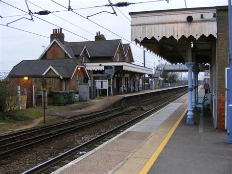 diss station 169 glen denny geograph britain and ireland