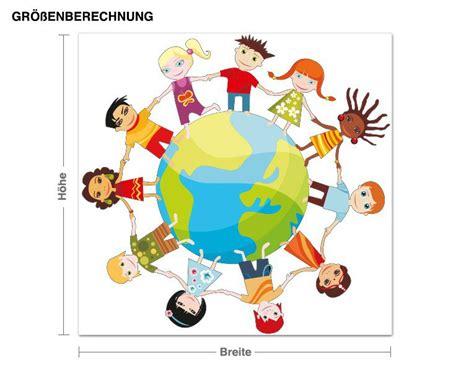 bordure kinderzimmer globus wandsticker kinder weltkugel wandtattoos kinderzimmer f 252 r