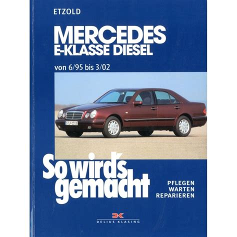 service manual car repair manual download 1995 mercedes benz e class lane departure warning