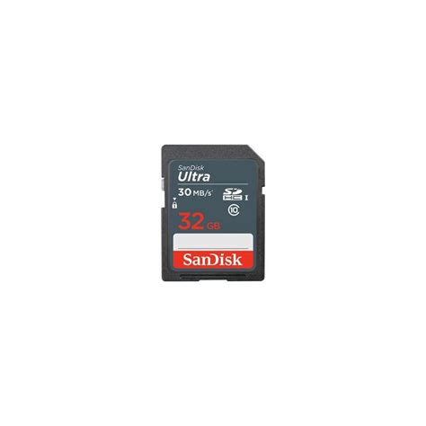 Sandisk Sdhc Ultra 32 Gb 30mb S by Sandisk Ultra Sdhc 32gb 30mb S Class 10 Sdsdl 032g G35