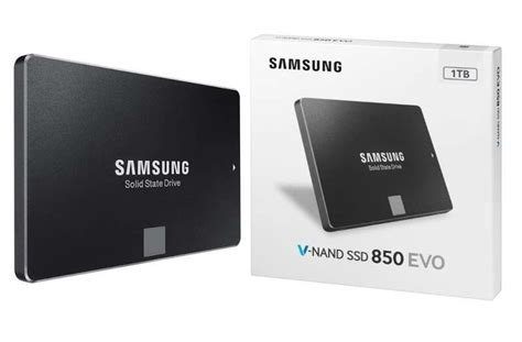 Samsung Ssd 850 Evo 1tb 2 5 samsung 1tb 850 evo 2 5 inch sata iii ssd mz