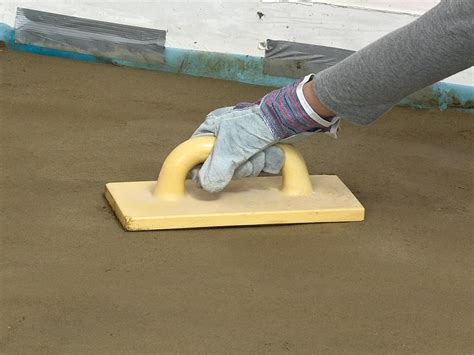 How To Do Concrete Floors by How To Install A Concrete Floor How Tos Diy