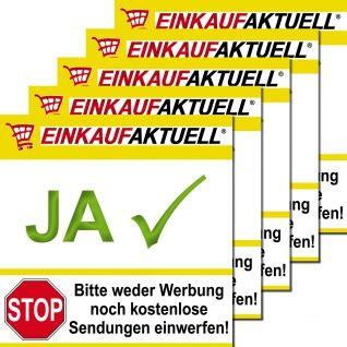 Aufkleber Auf Briefkasten Entfernen by 5 Briefkasten Aufkleber Sticker Keine Werbung Ich M 246 Chte