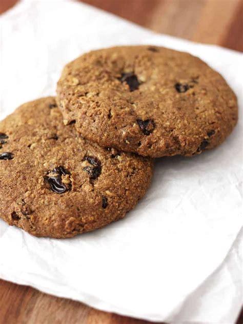 a whole grain oatmeal whole grain soft oatmeal raisin cookies for two