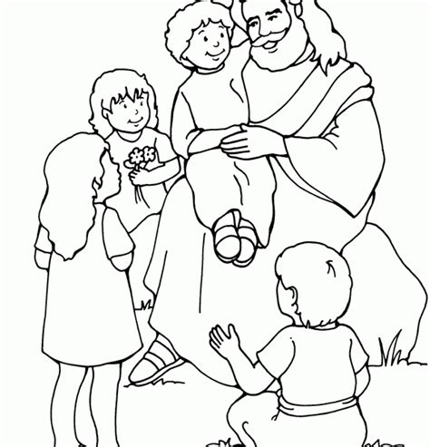 jesus as a child coloring pages jesus the