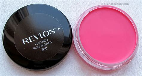 Revlon Photoready Blush review revlon photoready blush in flushed lashes