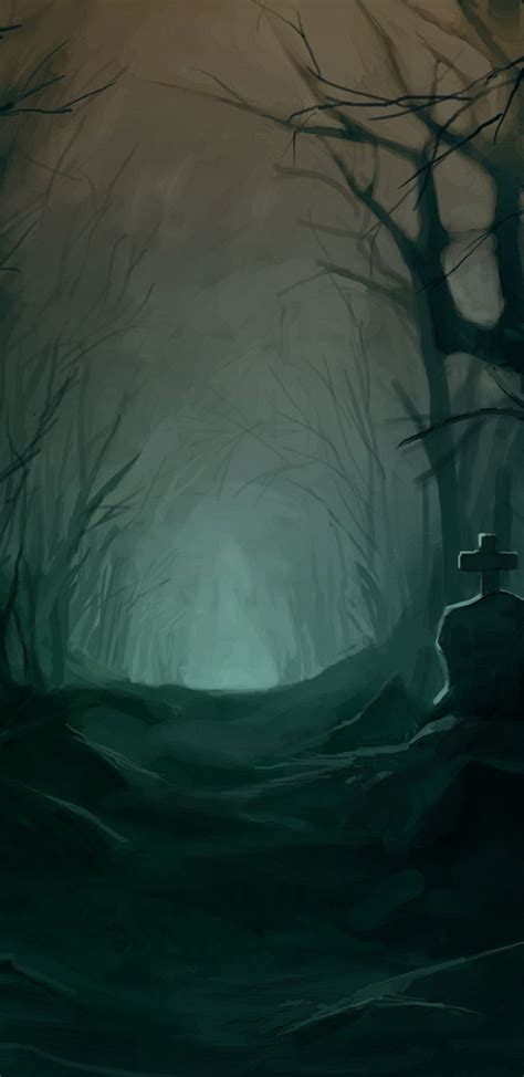 dark scary forest wallpaper  images