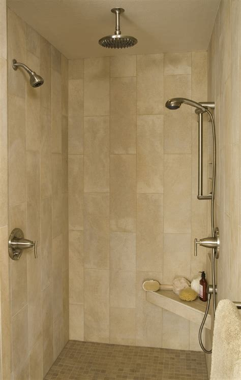 vertical bathtub vertical tile shower arlene designs