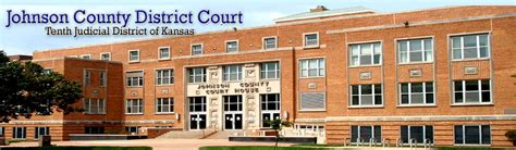 Johnson County District Court Records Johnson County District Court