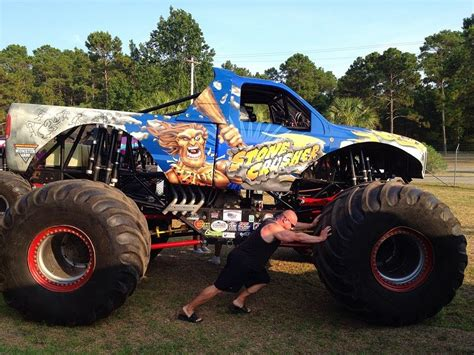monster truck freestyle videos monster trucks freestyle motocross stunts youtube