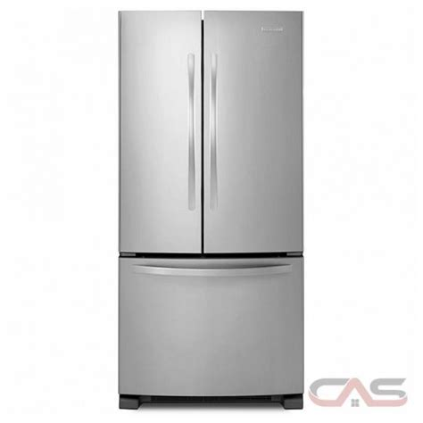 discontinued appliances kitchenaid kbfs22ewms refrigerator canada save 130 00