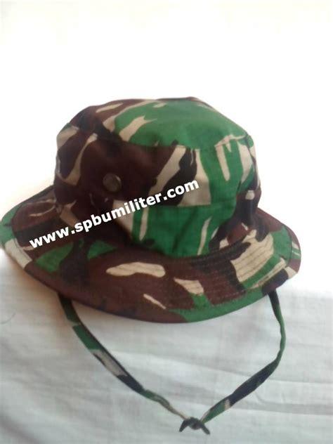 Topi Rimba Loreng Perbakin Au topi rimba loreng tni ad spbu militer