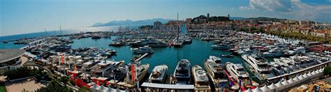 boat show cannes cannes boat show panorama yacht charter superyacht news