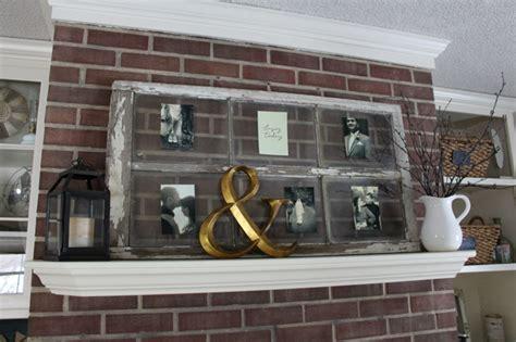 Alter Fensterrahmen Deko by Fensterdeko Pfiffige Diy Ideen Aus Alten Fensterrahmen