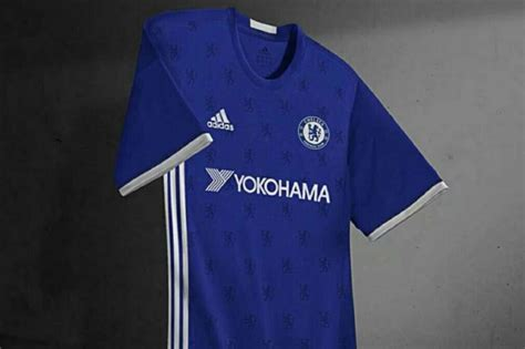 chelsea new kit 2016 17 chelsea news are these leaked kits the blues s 2016 17
