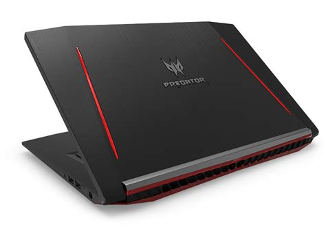 Laptop Acer Gaming Predator acer predator helios 300 gaming laptop announced the