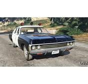 Dodge Polara 1971 Police For GTA 5