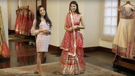 draping saree in lehenga style easy breezy lehenga style saree draping saree guide