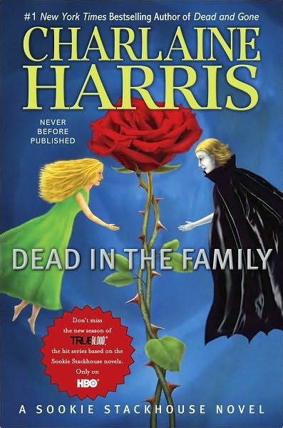 in the blood books dead in the family by charlaine harris true blood 10