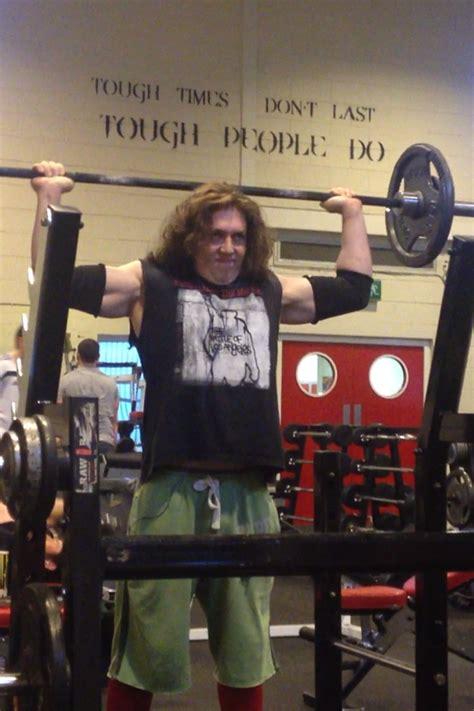klokov bench press 5 3 1 for a year klokov press cycle 5 week 3
