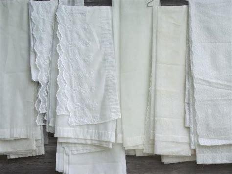 vintage sheer curtains vintage sheer summer curtains unsorted estate lot vintage
