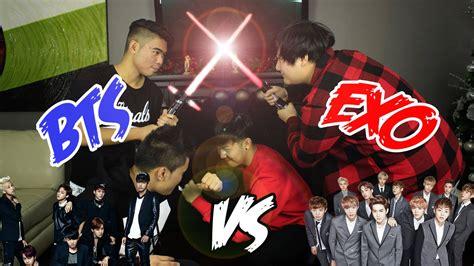 bts vs exo bts vs exo youtube