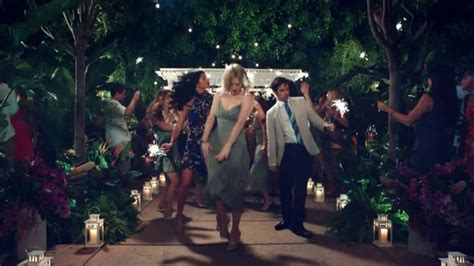 southwest commercial actress dancing southwest airlines tv spot wedding season dance party