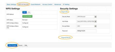 reset rogers blackberry net password mascon how to setup your wifi modem hitron gigabit