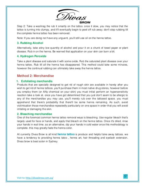 how to remove henna tattoo 100 3 ways to use henna 5 ways to use henna for