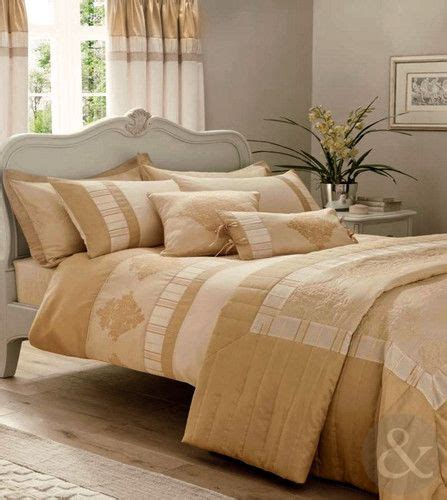 cream king comforter luxury damask duvet cover gold cream super king size