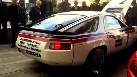 Porsche 928 Racing by Porsche 928 Race Car Exhaust Sound Youtube