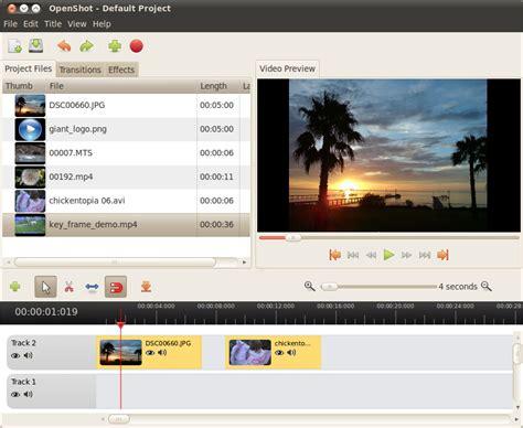 theme movie editor openshot to get new theme youtube vimeo uploading omg