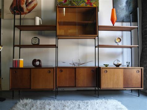 the retrobarn 187 vintage 1960 s modular shelving system