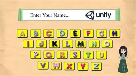 unity tutorial keyboard ep 16 ui keyboard gui unity 5 keyboard youtube