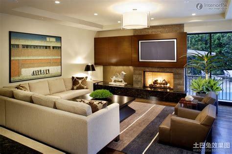 chimenea y television salon con chimenea y television salones con tvs modernos