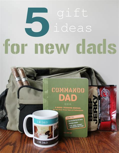 5 gift ideas for new dads christinas adventures