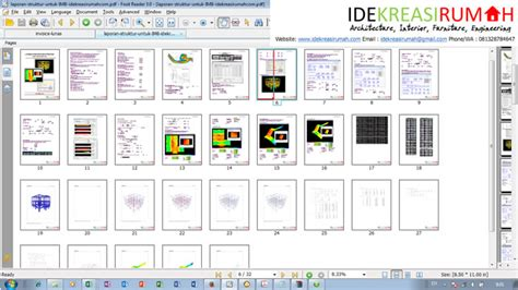 syarat membuat imb rumah download contoh laporan perhitungan struktur untuk syarat