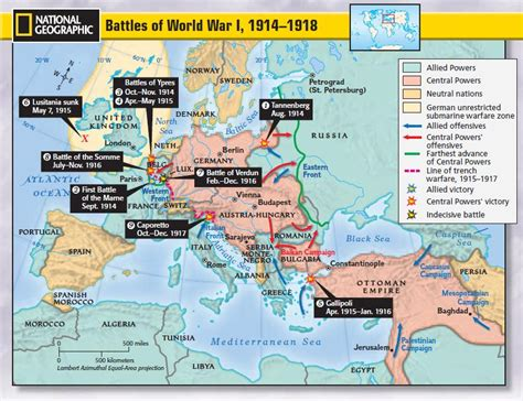 wwi map fill in choice image diagram writing sle