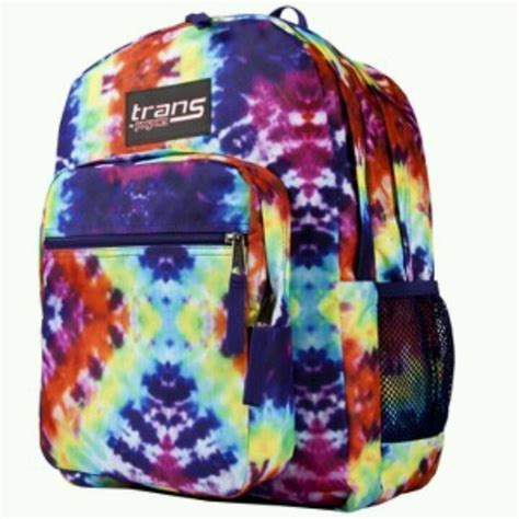 tie dye backpack passionforfashion