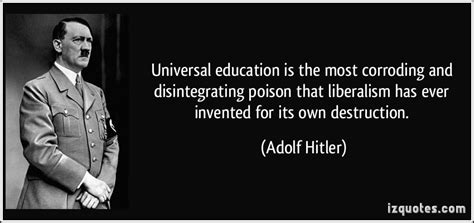 hitler biography education adolf hitler quotes about education quotesgram